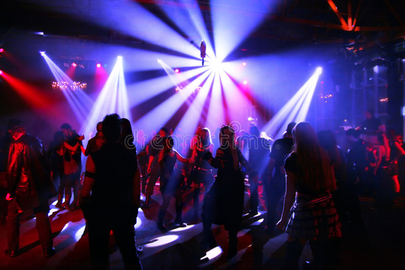 Adolescents de danse photos libres de droits