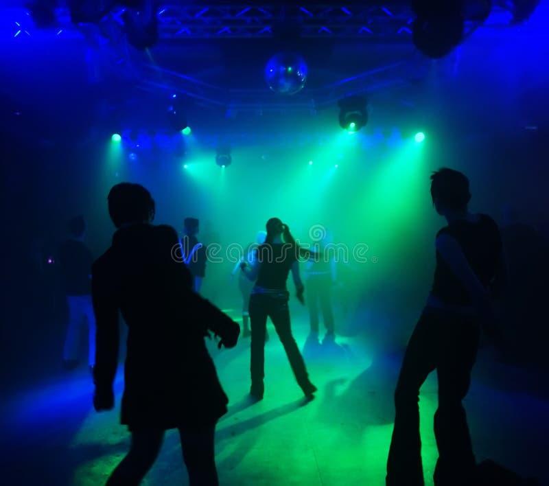 Adolescents de danse images stock