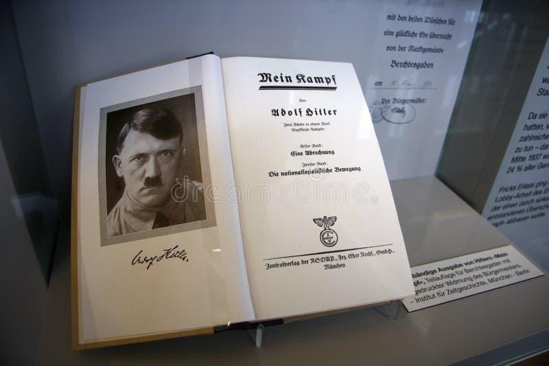Adolf Hitler obrazy stock