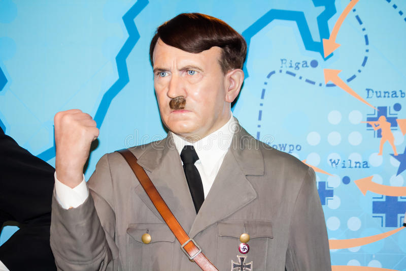 Adolf Hitler obraz stock