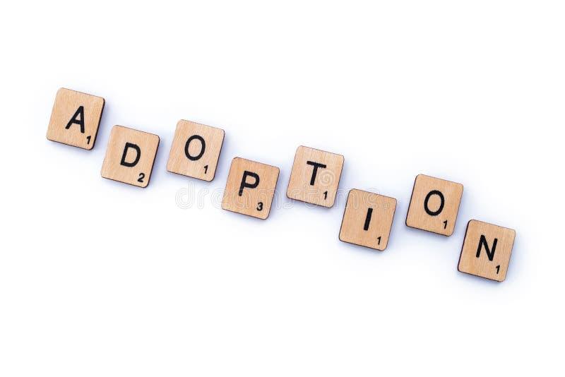 adoption fotografia de stock royalty free