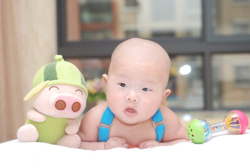 An Adorable Baby Stock Photography