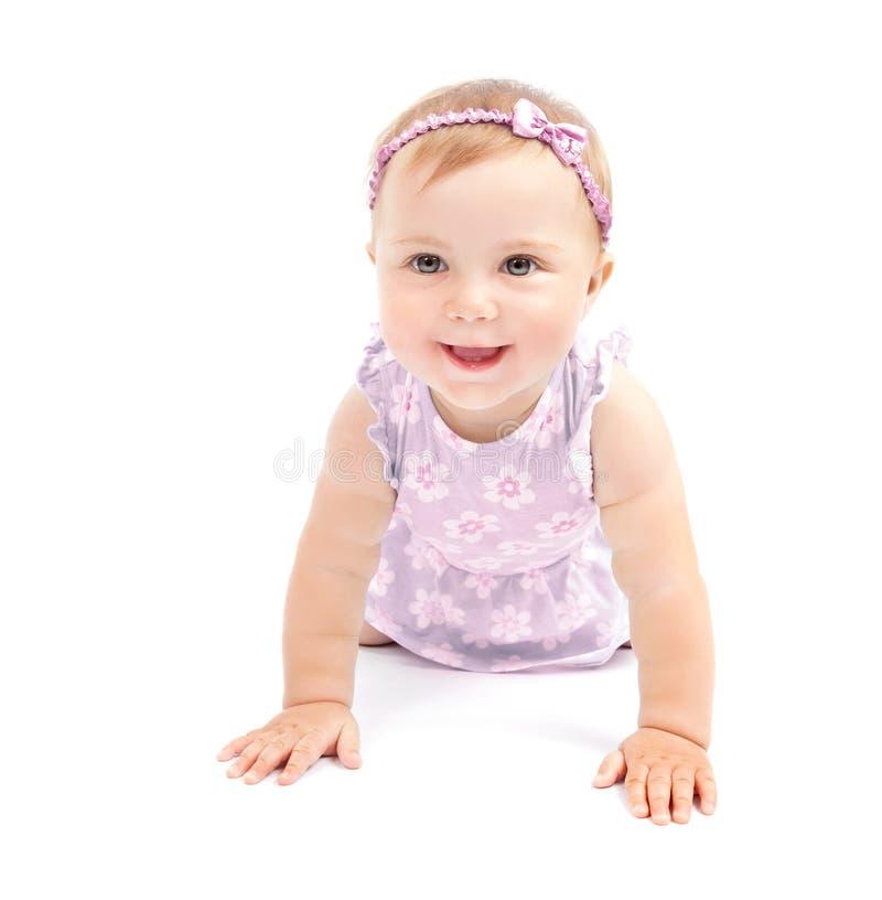 Adorable sweet child stock photo