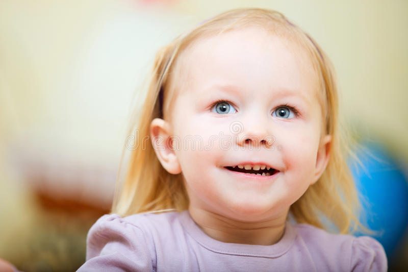 Download Adorable Toddler Girl Royalty Free Stock Images - Image: 18856129