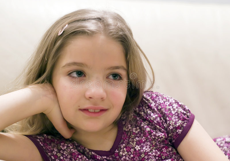 Download Adorable Young Girl Royalty Free Stock Photos - Image: 4602878
