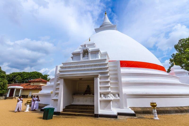 Adoración de Buda fotos de archivo libres de regalías
