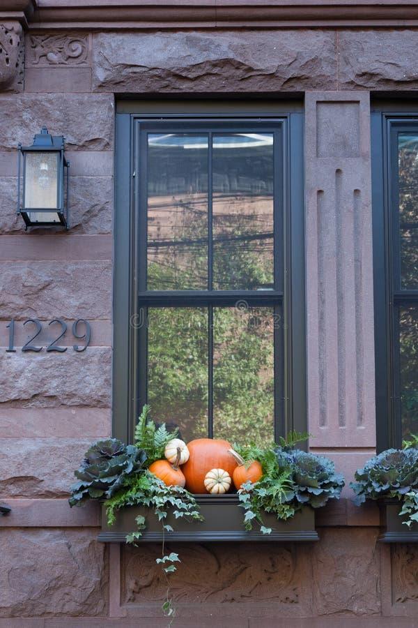 Adornamiento de Hoboken Halloween imagen de archivo