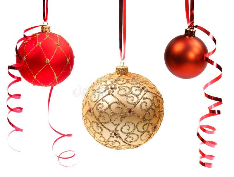 Adorno de la Navidad imagen de archivo
