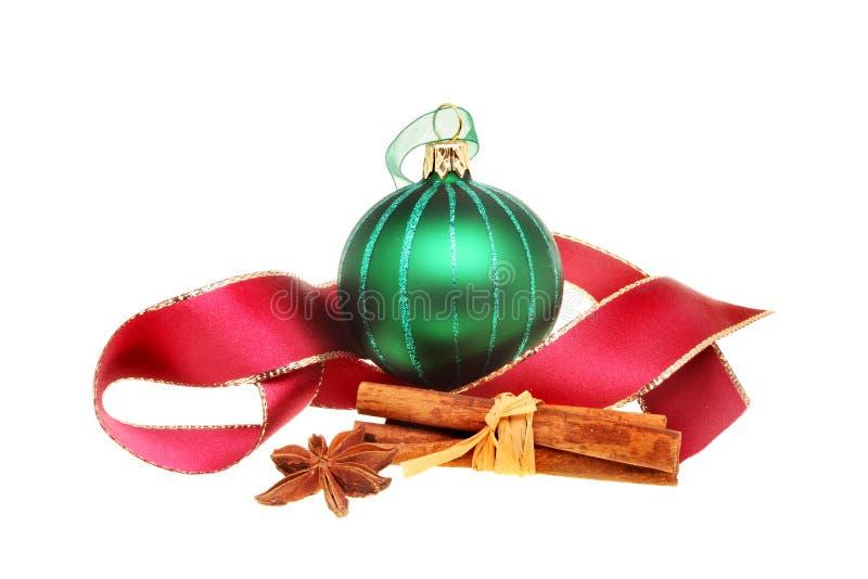 Adorno de la Navidad fotos de archivo libres de regalías
