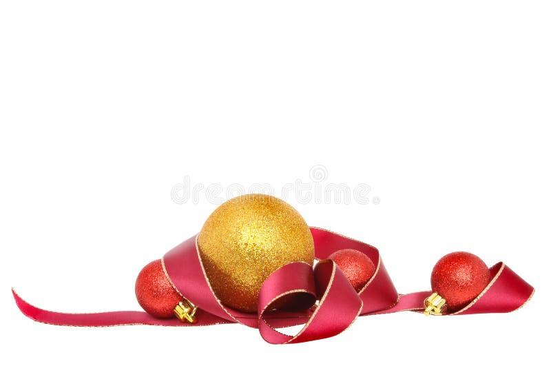 Adorno de la Navidad foto de archivo libre de regalías