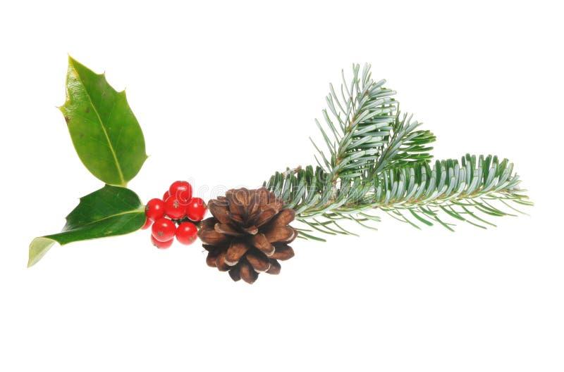 Adorno de la Navidad fotos de archivo