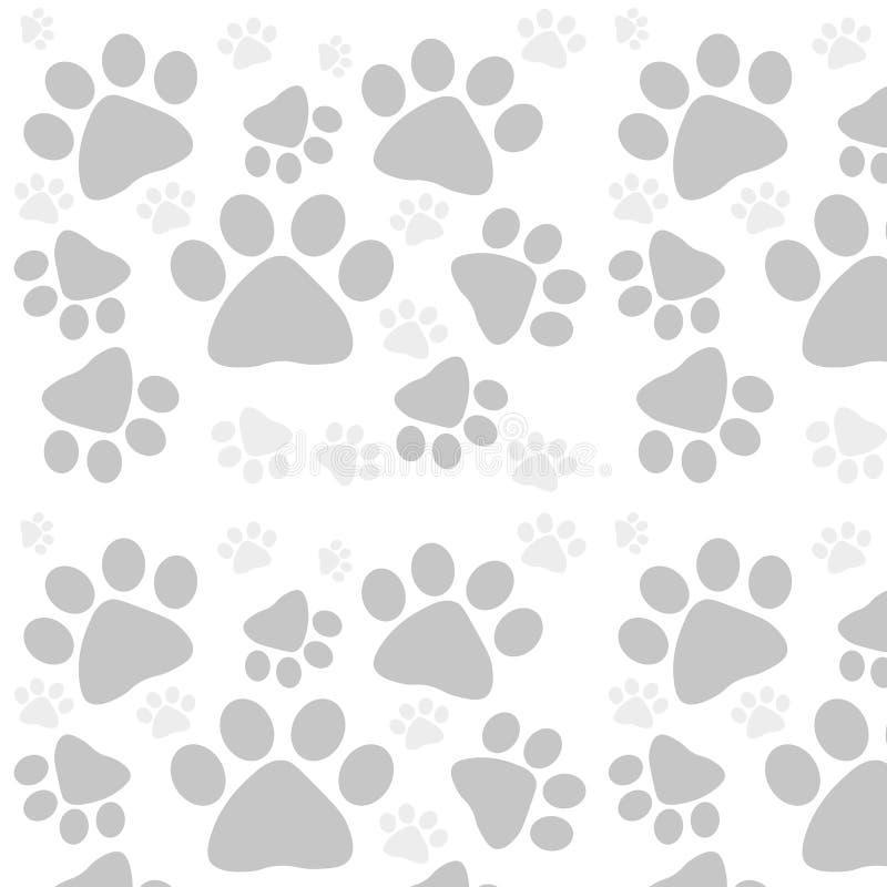 Adote o logotipo Não compre, não adote Conceito da adoção do gato Ilustração do vetor ilustração royalty free
