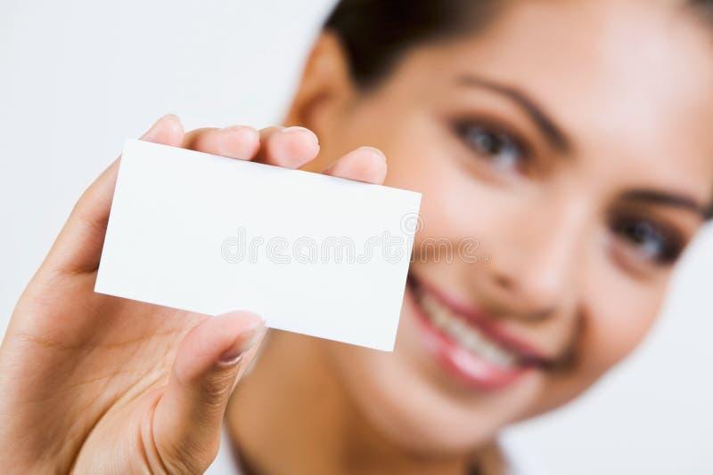 Adreskaartje