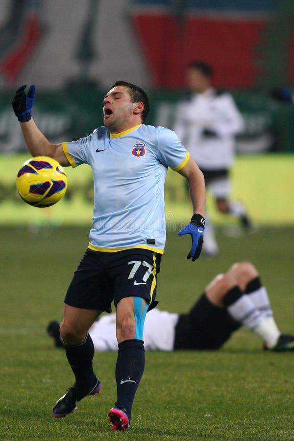 FC Steaua Bucareste FC Astra Giurgiu fotografia de stock