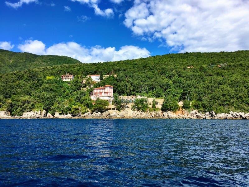 adriatic morza obraz stock
