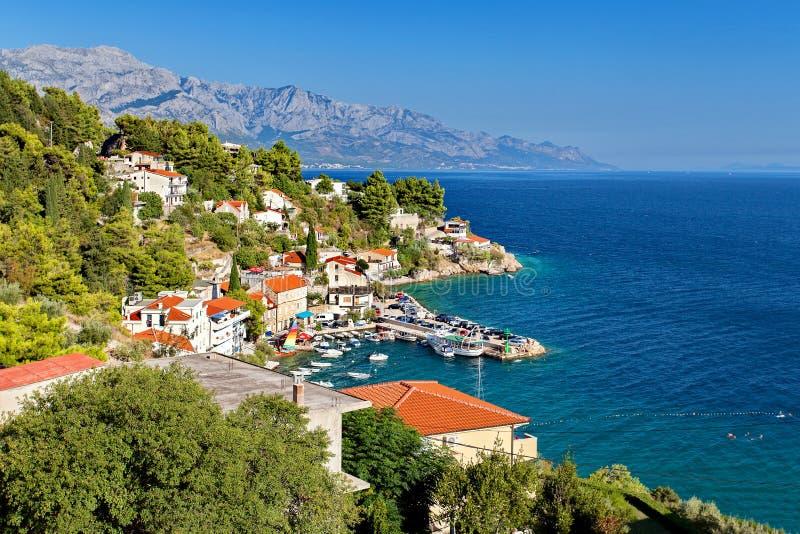 Download Adriatic Sea - Makarska Riviera Dalmatia Croatia Stock Image - Image: 83724079