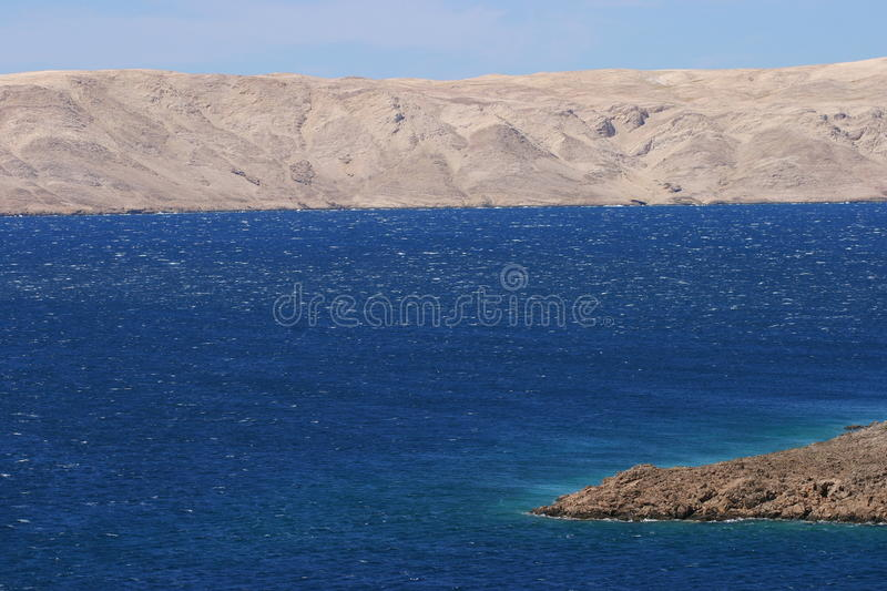 Adriatic Seascape Royalty Free Stock Images