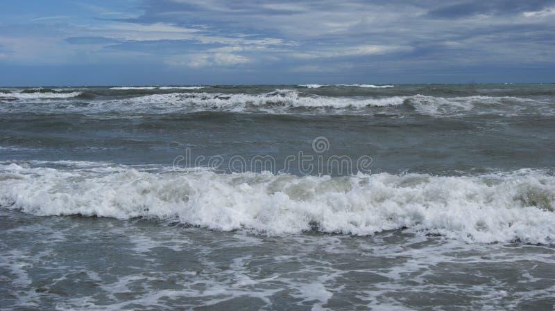 Adriatische Overzees van Italië stock fotografie