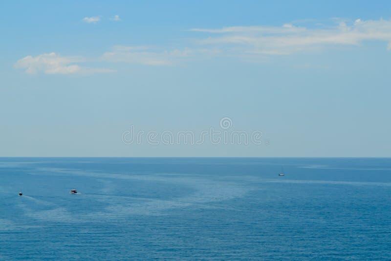 Adriatisches Meer in Dubrovnik stockfotografie