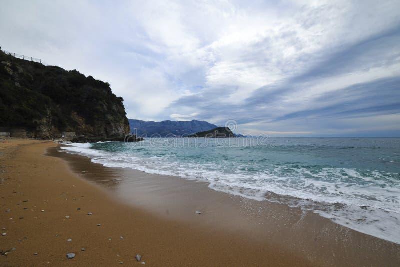 Adriatycki morze obraz stock