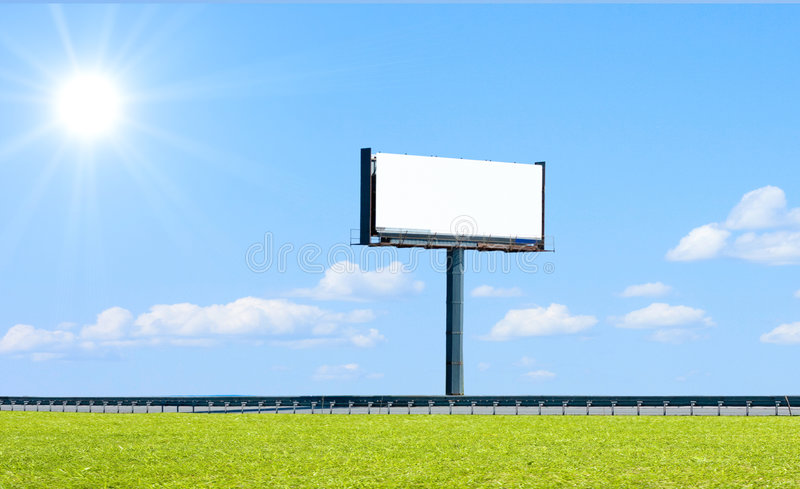 Download Ads In Heaven Royalty Free Stock Photos - Image: 5565008