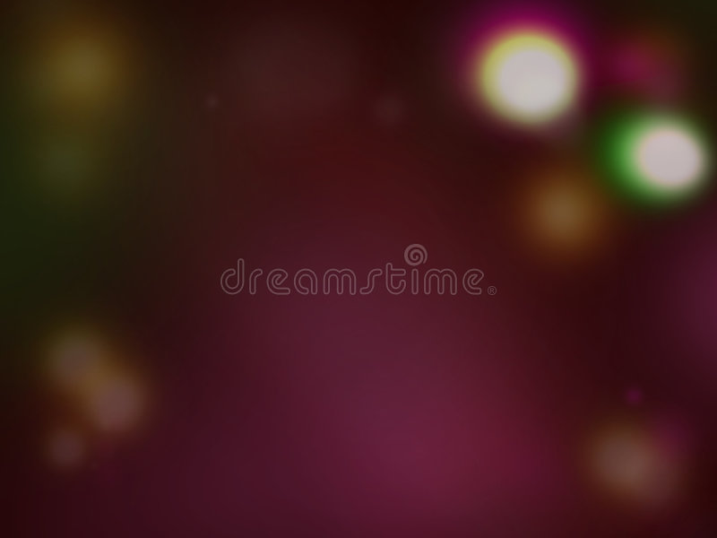 Adstract Hintergrundleuchte stock abbildung