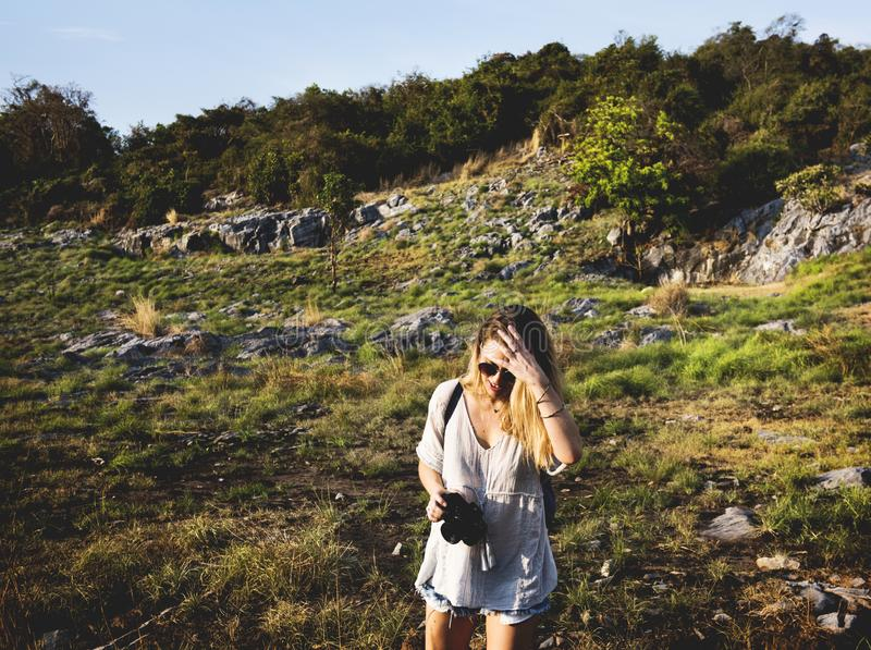 Adult, Adventure, Backpack, Backpacker stock photos
