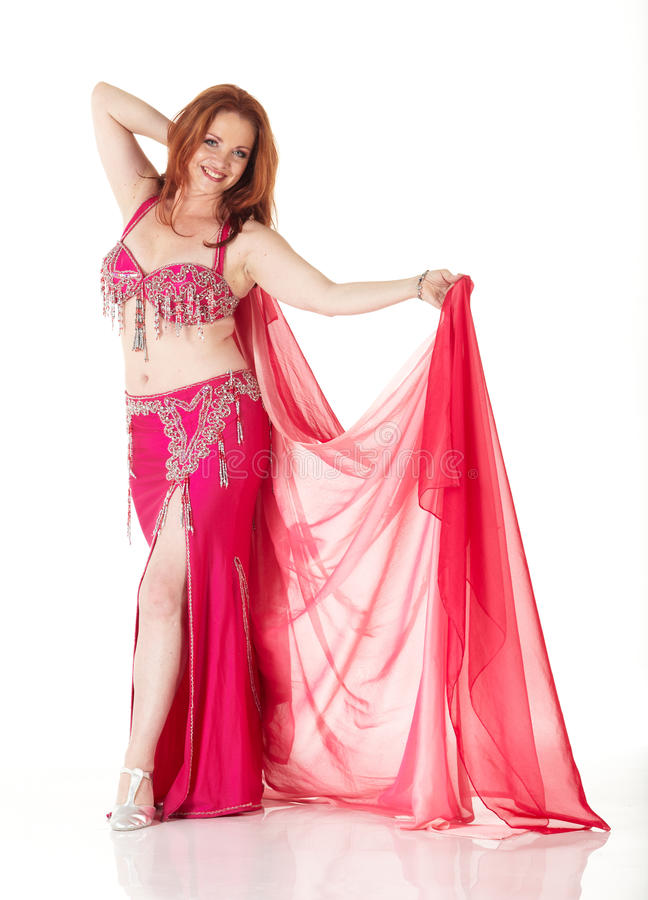 Download Adult Belly Dancer stock image. Image of curved, authentic - 12889559