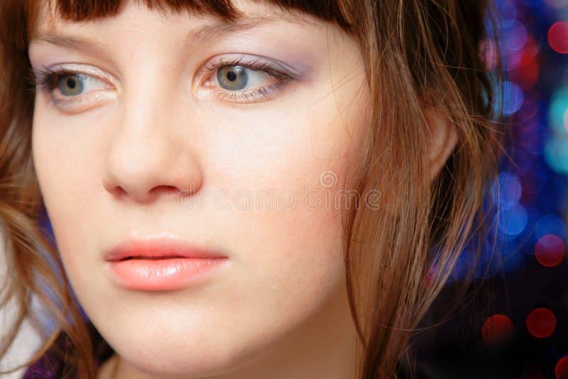 adult clubbing portrait woman στοκ εικόνες
