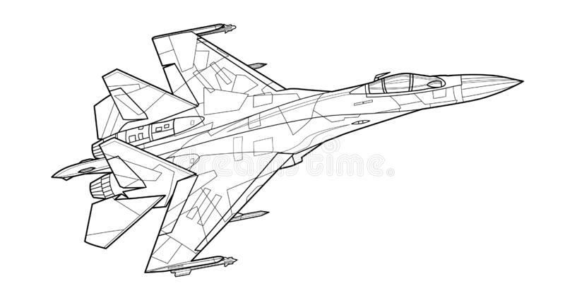 Military Plane Coloring Pages Airplanes Coloring Pages Free ... | 422x800