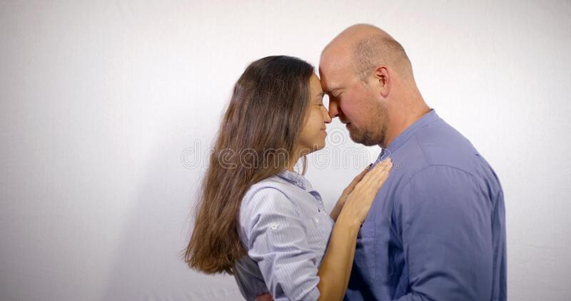 A man marrying bald Bald, Blind