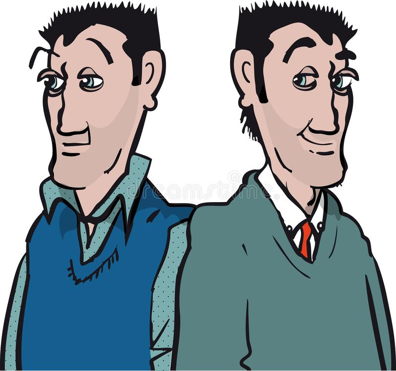 Free Adult Male Twins Royalty Free Stock Photography - 133011377
