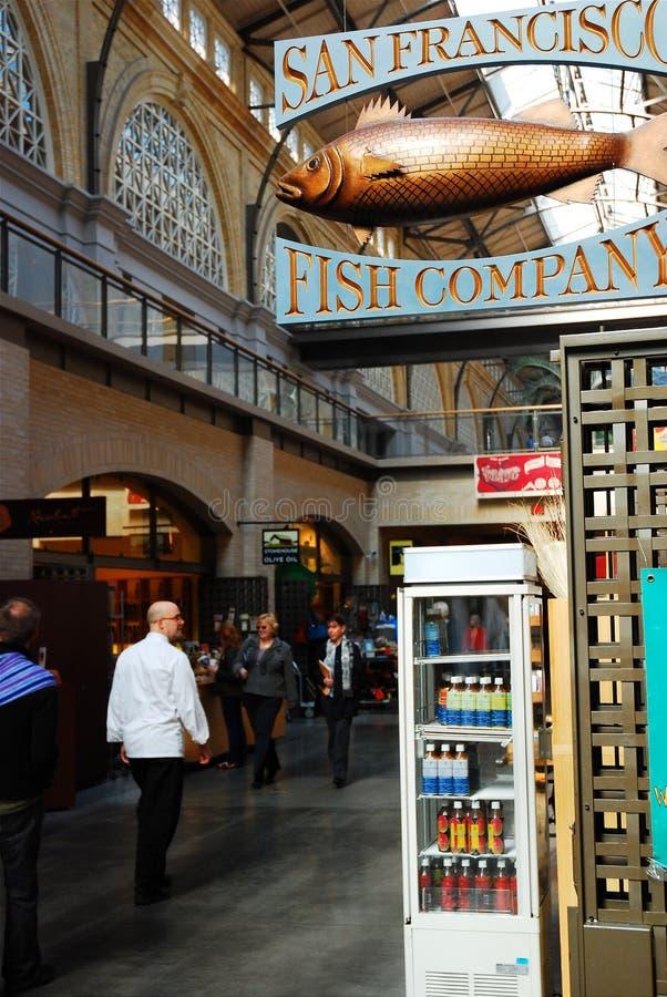 San Francisco Fish Company stock images