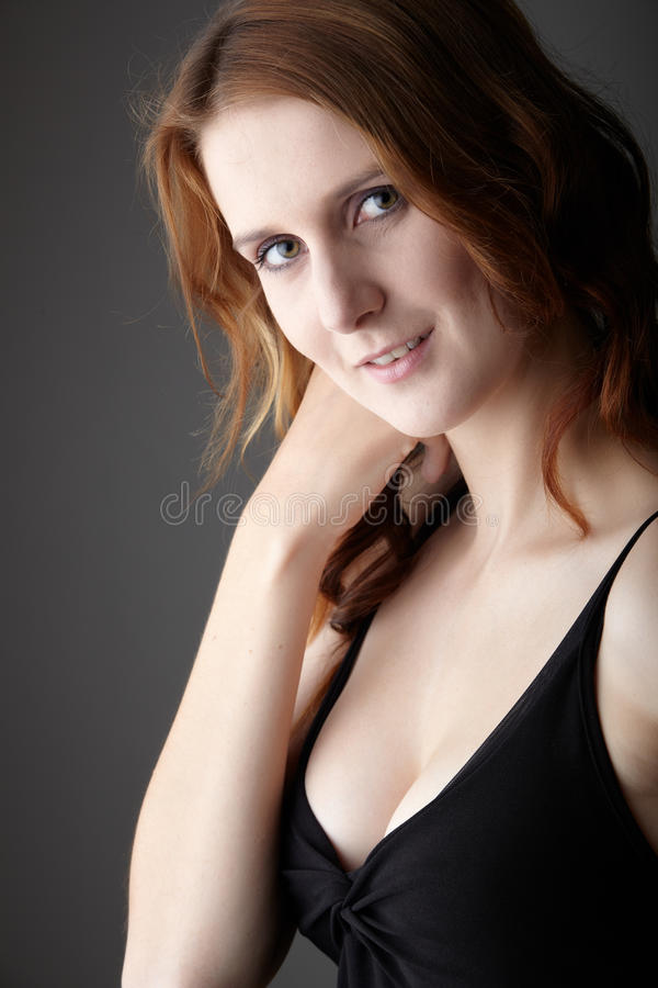 Download Adult Redhead Woman Royalty Free Stock Photography - Image: 20267687
