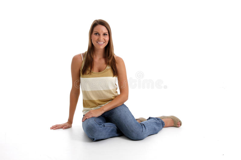 Download Adult Woman stock photo. Image of beautiful, isolated - 26829774