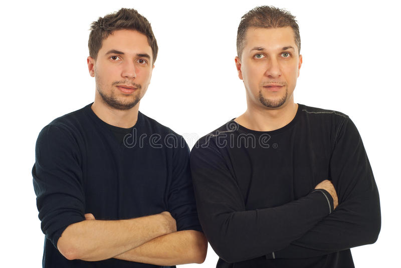 Adults Cousins Royalty Free Stock Photography