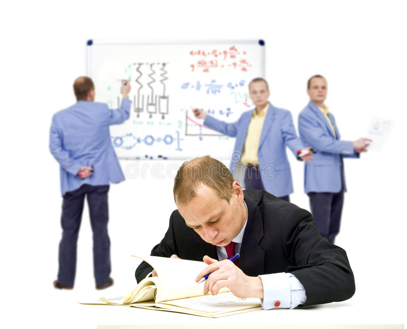 Advanced Learning Stock Images