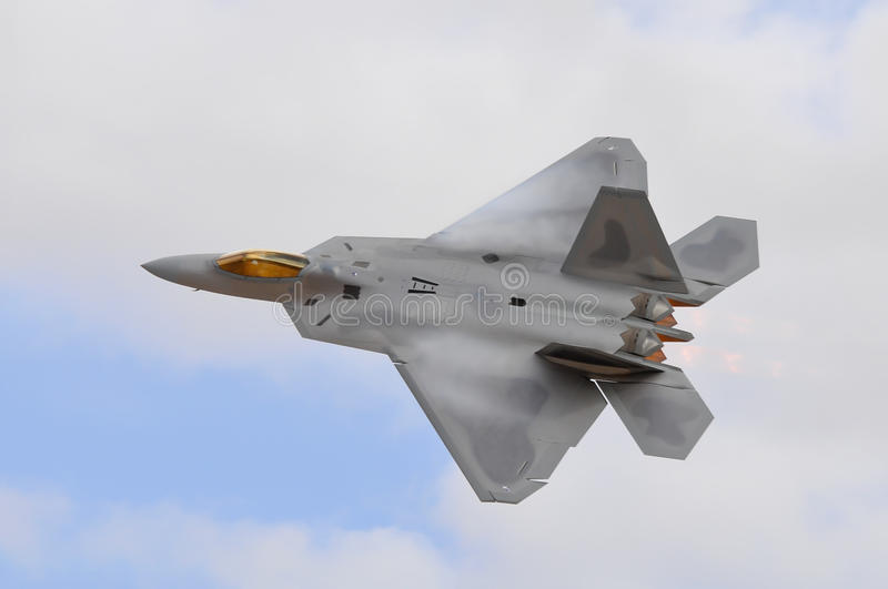 Download Advanced Tactical Fighter stock image. Image of technology - 26538103