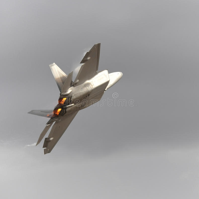 Download Advanced Tactical Fighter stock image. Image of aerospace - 26538117