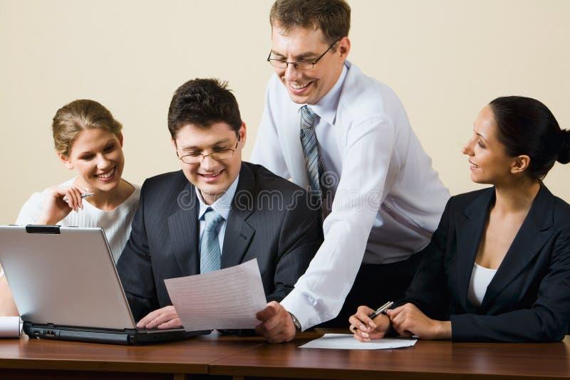 Advantageous Offer Stock Photos