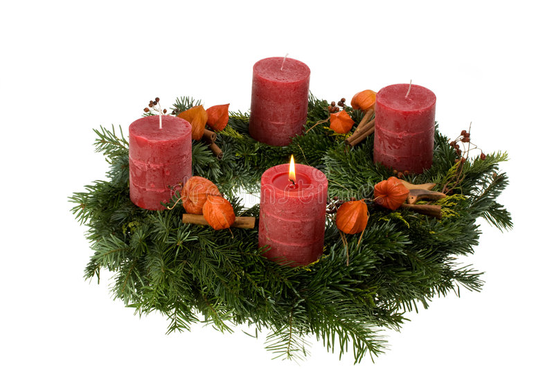 Advent royalty free stock photography