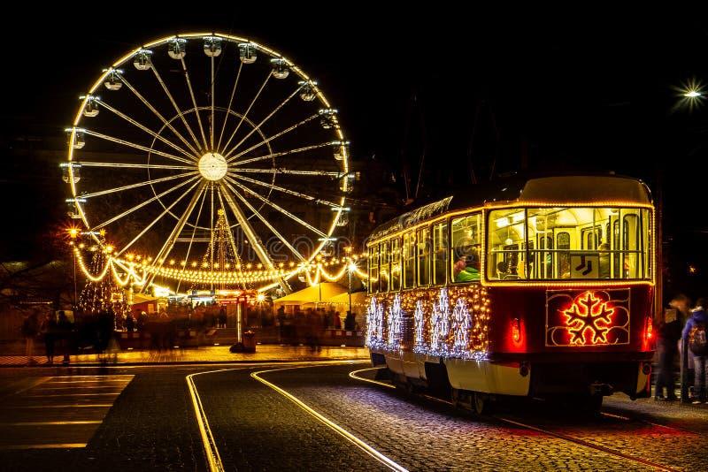 Advent Brno, Tsjechische Republiek royalty-vrije stock afbeeldingen