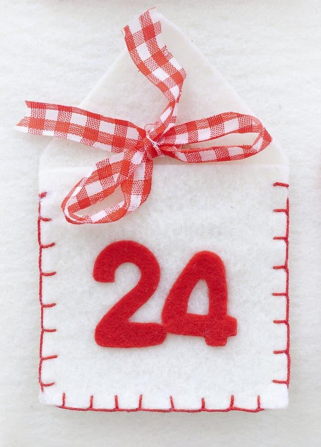 Advent Calendar fotos de archivo