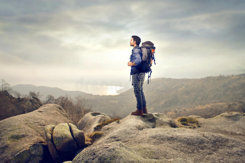 Adventure royalty free stock photography