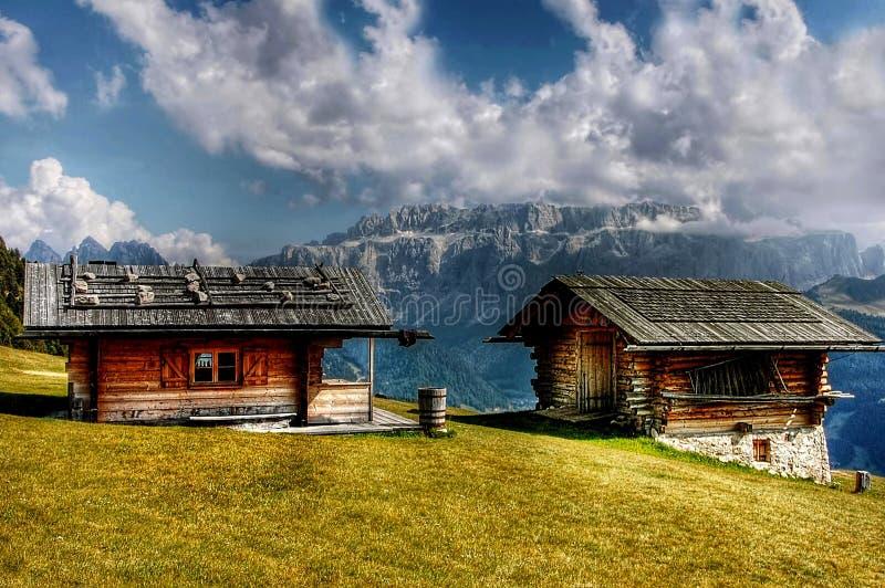 Adventure, Alpine, Barn stock image