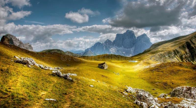 Adventure, Alpine, Blue royalty free stock images