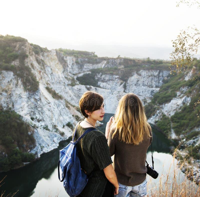 Adventure, Beautiful, Enjoyment, Freedom stock image