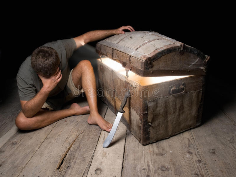 Adventure catharsis stock images