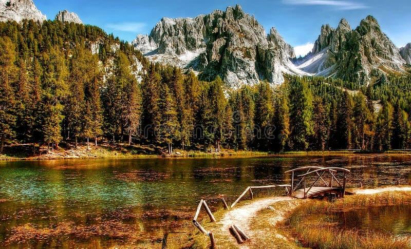 Adventure, Daylight, Dolomites royalty free stock image