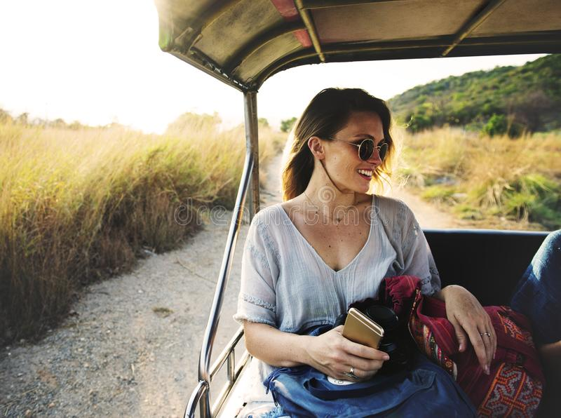 Adventure, Enjoyment, Explore, Girl stock images